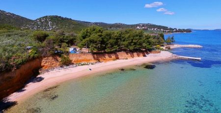 elenco dei campeggi per naturisti in vacanza in croazia