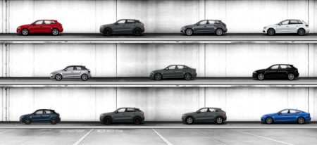 modelli Audi